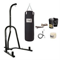 Full Heavy Bag Set w/ Stand
